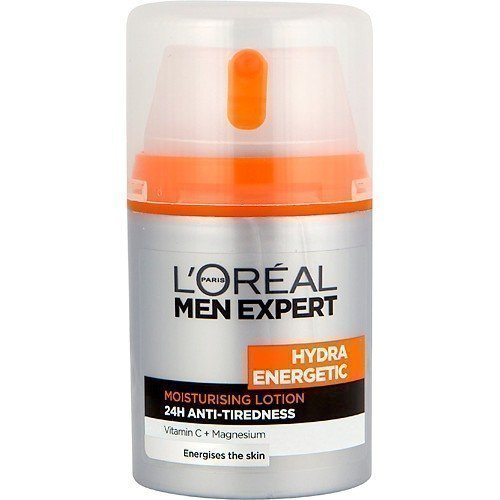 L'Oréal Paris Men Expert Hydra Energetic Moisturising Lotion 24H Anti-Tiredness