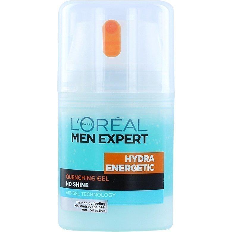L'Oréal Paris Men Expert Hydra Energetic Quenching Gel 50ml