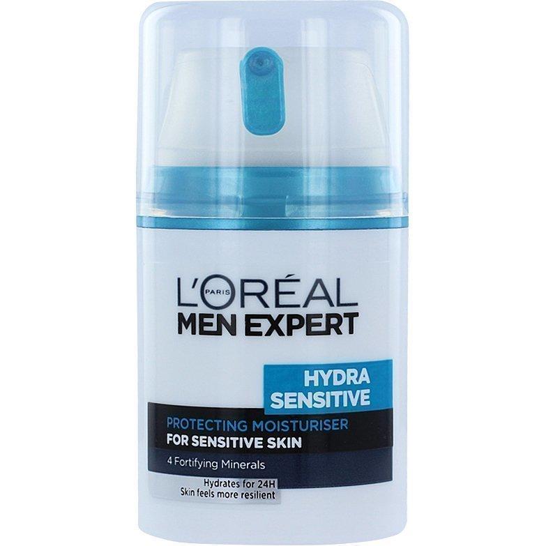 L'Oréal Paris Men Expert Hydra Sensitive 24h Moisturising Cream 50ml