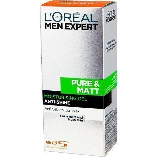 L'Oréal Paris Men Expert Pure & Matt Anti-Shine Moisturising Gel