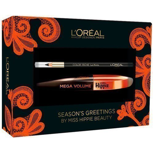 L'Oréal Paris Miss Hippie Gift Box