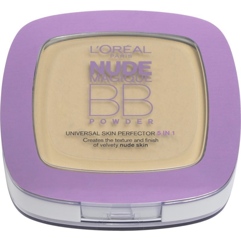 L'Oréal Paris Nude Magic BB Powder Light 9g