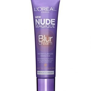 L'Oréal Paris Nude Magique Blur Meikinpohjustusvoide 25 ml