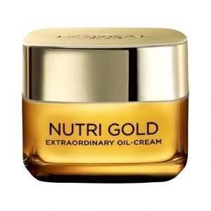 L'Oréal Paris Nutri Gold Extraordinary Oil Cream Päivävoide 30 ml