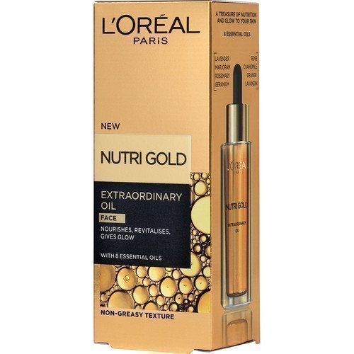 L'Oréal Paris Nutri Gold Extraordinary Oil Face