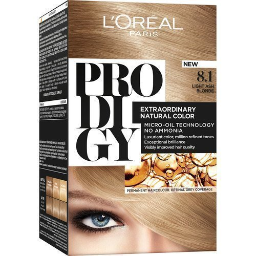 L'Oréal Paris Prodigy 8.1 Light Ash Blonde