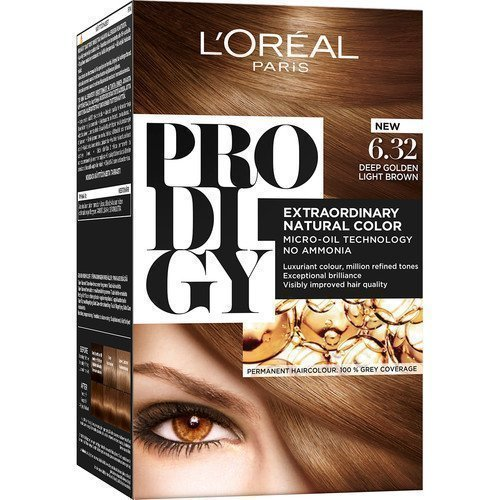 L'Oréal Paris Prodigy Hair Color 6
