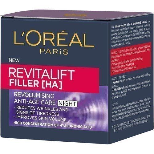 L'Oréal Paris Revitalift Filler Night Cream