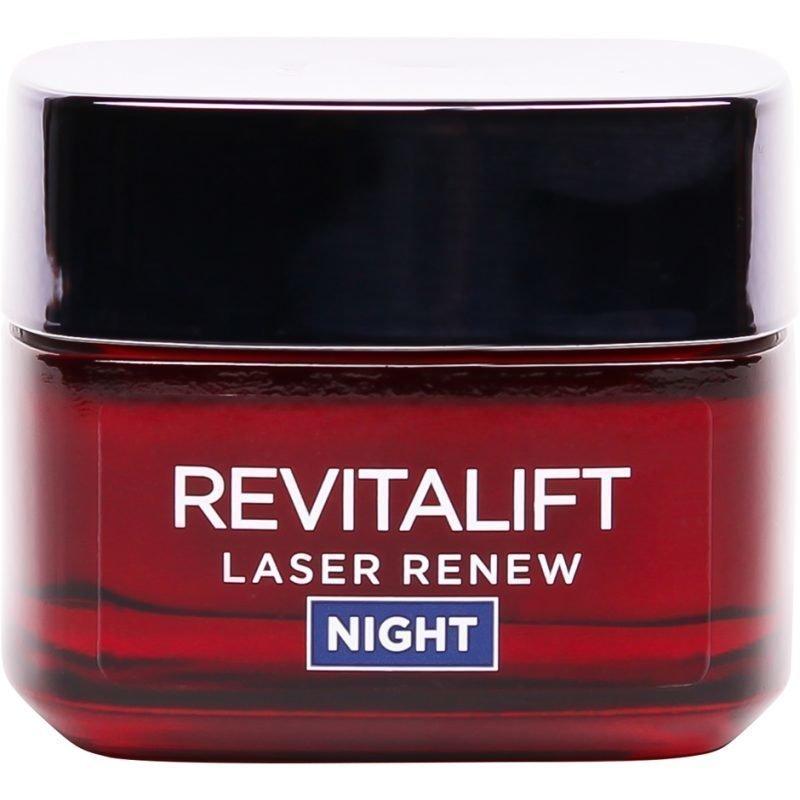 L'Oréal Paris Revitalift Laser Ageing Cream Mask Recovery Treatment Night 50ml