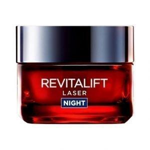 L'Oréal Paris Revitalift Laser Night Yövoide 50 ml