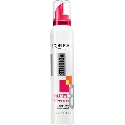 L'Oréal Paris Studio Line Fix & Style Fixing Mousse Ultra Strong
