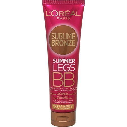 L'Oréal Paris Sublime Bronze Summer Legs BB Cream