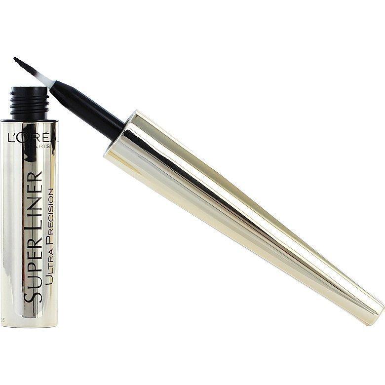 L'Oréal Paris Super Liner Eyeliner Black 2ml