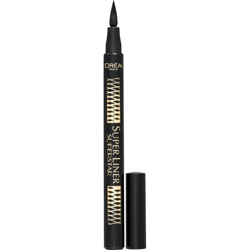 L'Oréal Paris Super Liner Superstar Eyeliner 1 Black 2ml