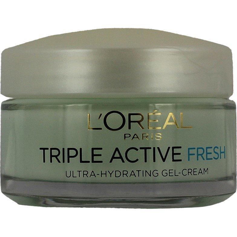 L'Oréal Paris Triple Active Fresh Gel Cream (Normal Skin) 50ml