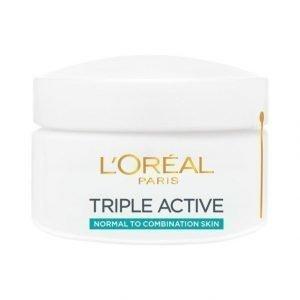 L'Oréal Paris Triple Active Päivävoide 50 ml