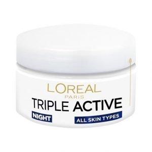 L'Oréal Paris Triple Active Yövoide 50 ml