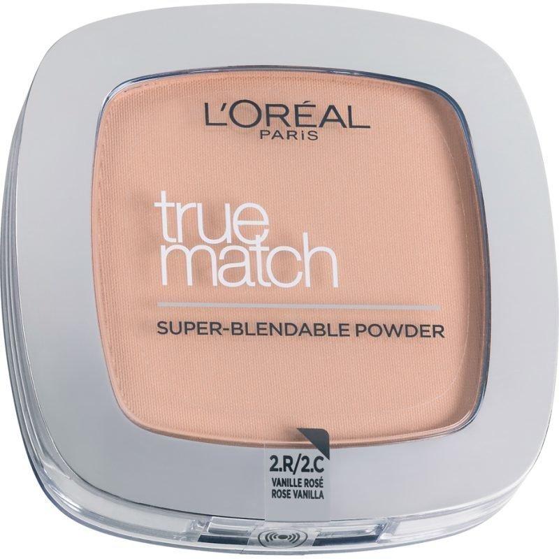 L'Oréal Paris True Match Powder C2 Rose Vanilla 9g