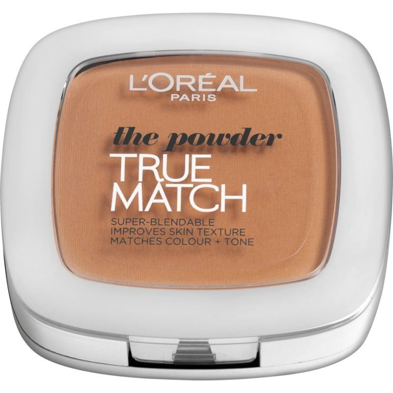 L'Oréal Paris True Match Powder W3 Gold Beige