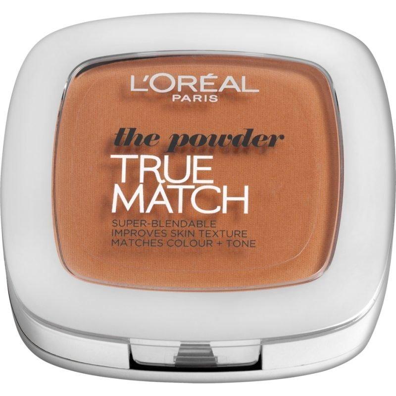 L'Oréal Paris True Match Powder W6 Honey