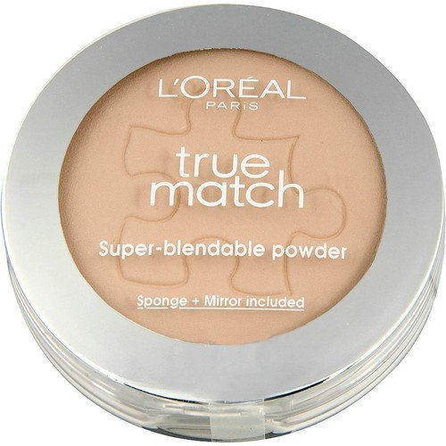L'Oréal Paris True Match The Powder W6 Honey