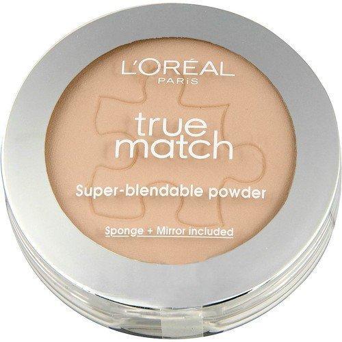 L'Oréal Paris True Match The Powder W6 Honey