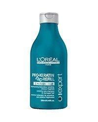 L'Oréal Pro-Keratin Refill Shampoo 250ml