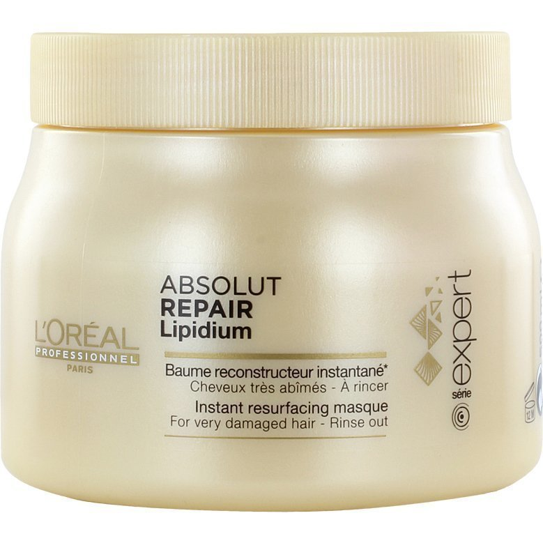 L'Oréal Professionnel Absolut Repair Lipidium Intensive Treatment Mask 500ml