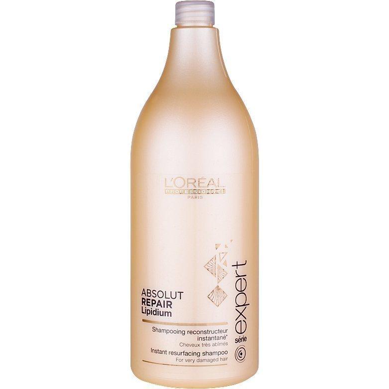 L'Oréal Professionnel Absolut Repair Lipidium Shampoo 1500ml