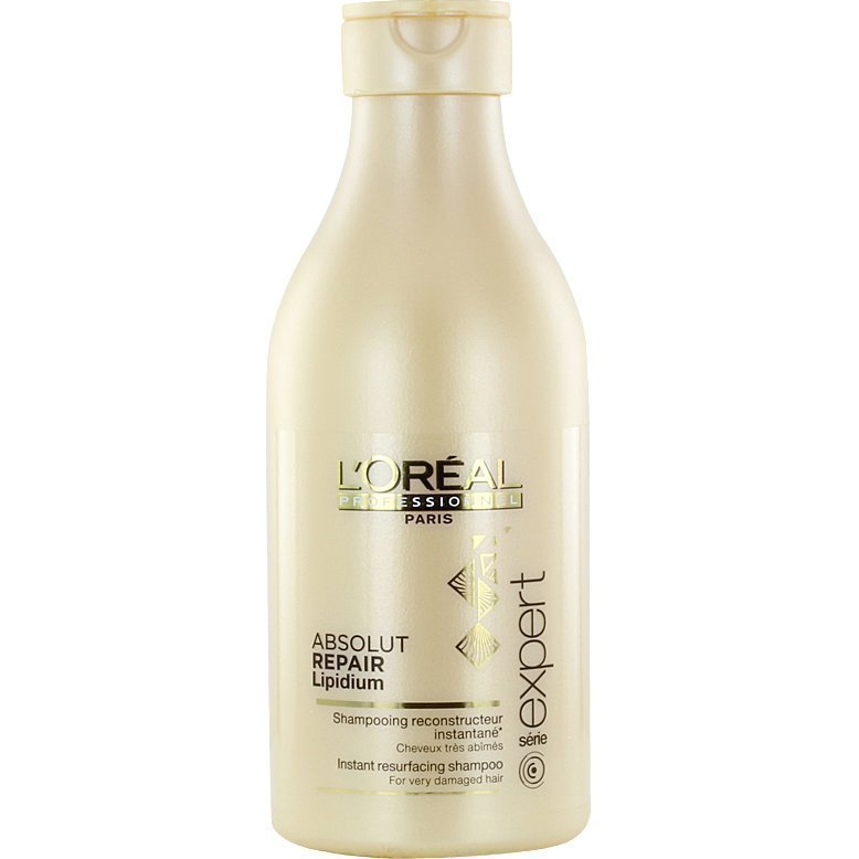 L'Oréal Professionnel Absolut Repair Lipidium Shampoo 250ml