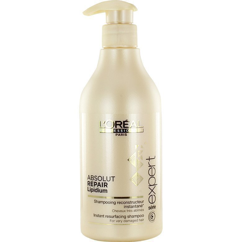 L'Oréal Professionnel Absolut Repair Lipidium Shampoo 500ml