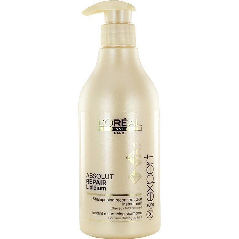 L'Oréal Professionnel Absolut Repair Lipidium Shampoo 500ml