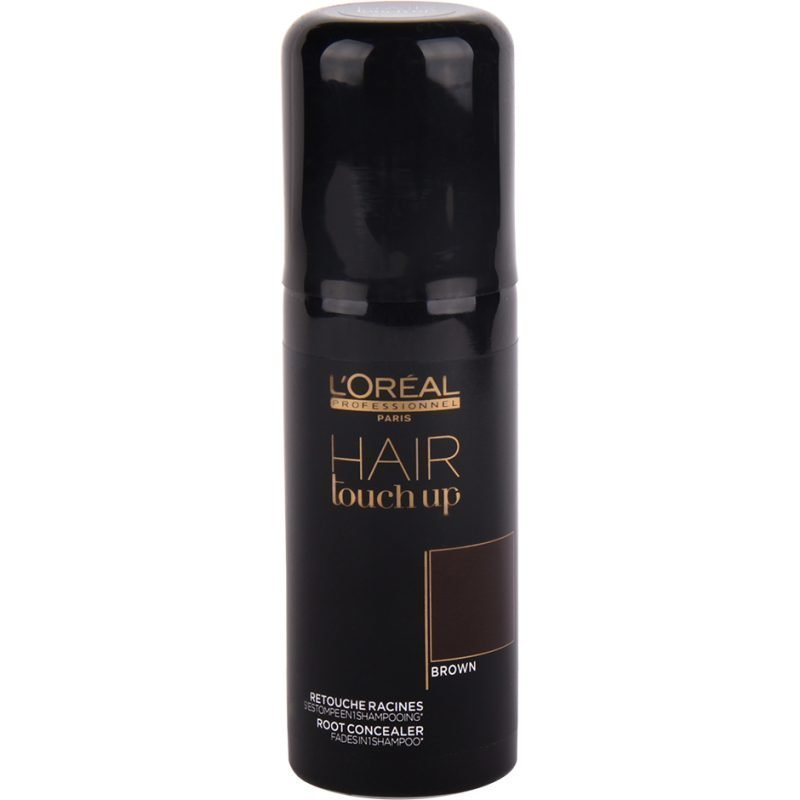 L'Oréal Professionnel Hair Touch Up Root Concealer Brown 75ml