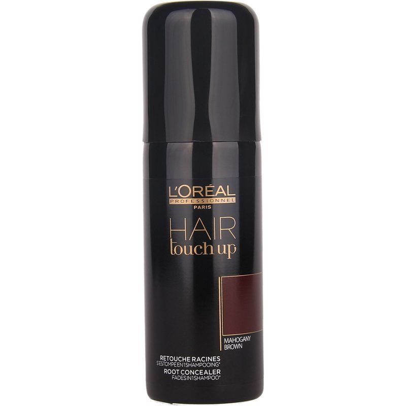 L'Oréal Professionnel Hair Touch Up Root Concealer Mahogany Brown 75ml