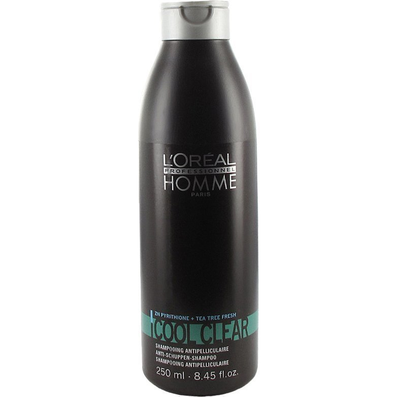 L'Oréal Professionnel Homme Cool Clear  Shampoo 250ml