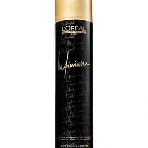L'Oréal Professionnel Infinium Extreme Hairspray Hiuskiinne 300 ml