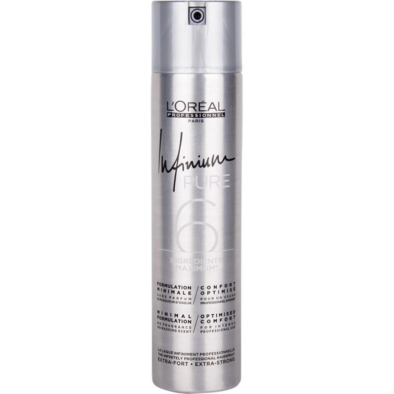 L'Oréal Professionnel Infinium Pure 6 Extra Strong 300ml