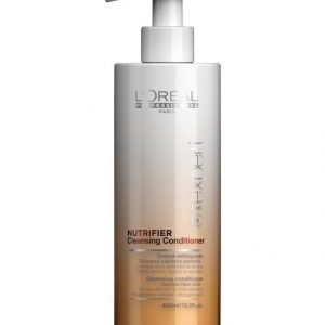 L'Oréal Professionnel Nutrifier Cleansing Conditioner Puhdistava Hoitoaine 400 ml