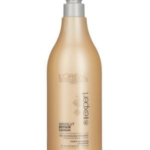 L'Oréal Professionnel Serie Expert Absolut Repair Hoitoaine 750 ml
