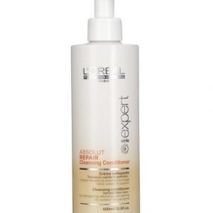 L'Oréal Professionnel Serie Expert Absolut Repair Lipidium Cleansing Conditioner Hoitoaine 400 ml