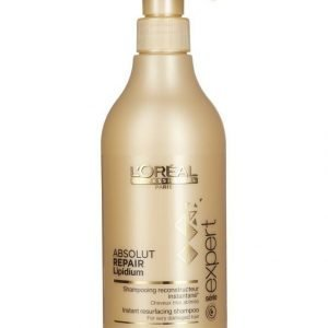 L'Oréal Professionnel Serie Expert Absolut Repair Lipidium Shampoo 500 ml