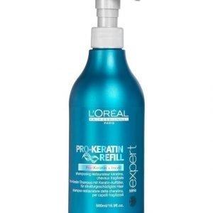 L'Oréal Professionnel Serie Expert Pro Keratin Shampoo 500 ml