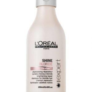 L'Oréal Professionnel Serie Expert Shine Blonde Shampoo 250 ml