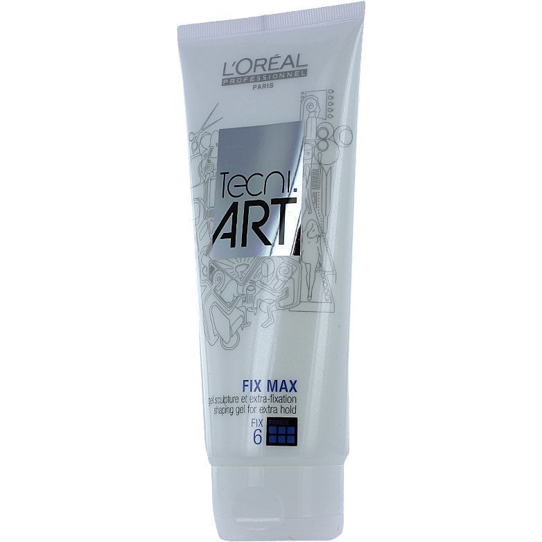 L'Oréal Professionnel Tecni.Art Fix Max Shaping Gel (6) 200ml