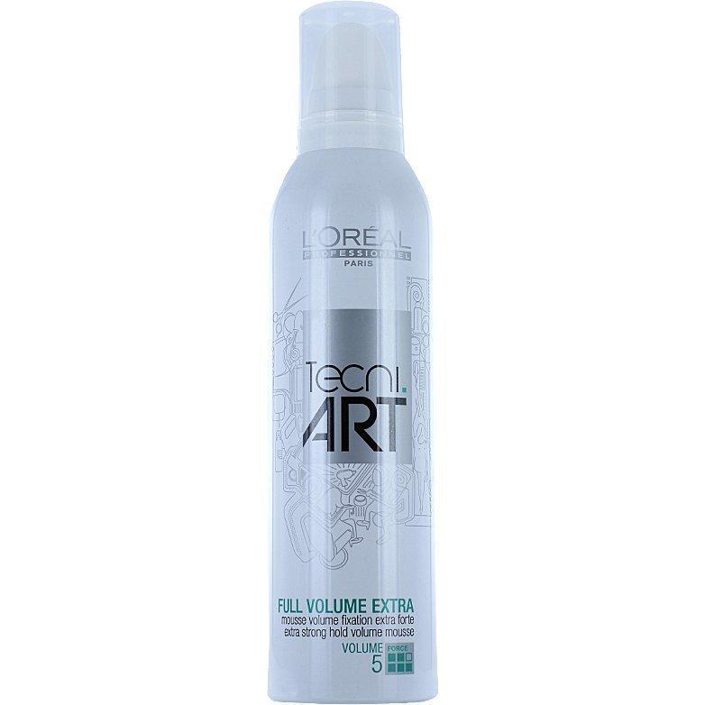 L'Oréal Professionnel Tecni.Art Full Volume Extra Mousse (5) 250ml
