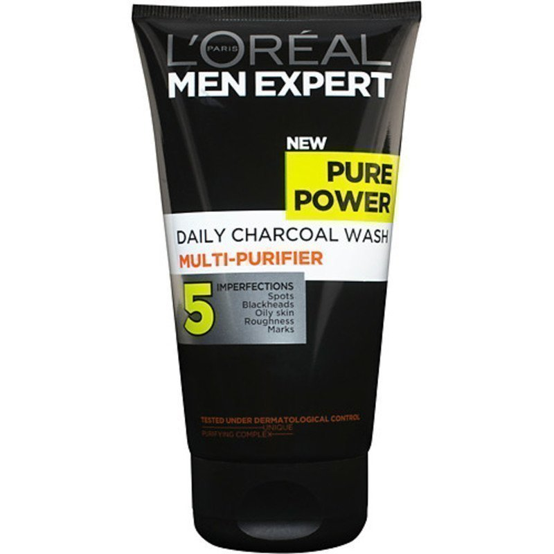 L'Oréal Pure Power Daily Charcoal Wash