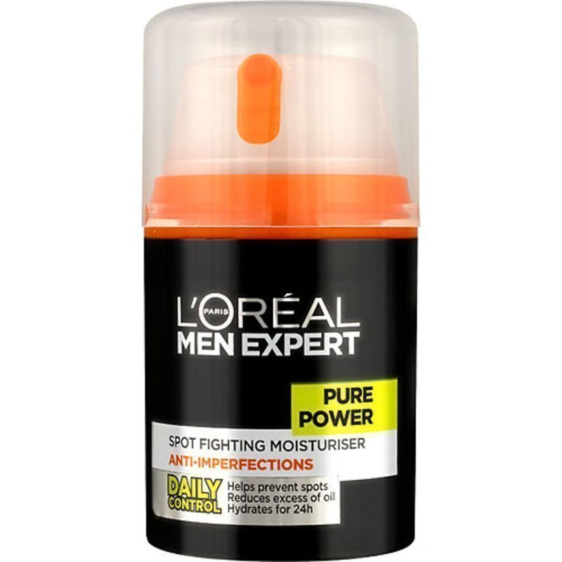 L'Oréal Pure Power Treat Moisturiser Anti-breakout