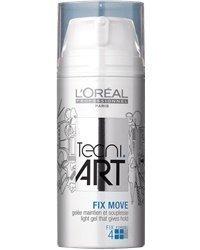 L'Oréal Tecni.Art Fix Move Gel 150ml