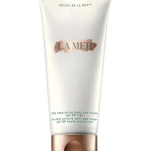 La Mer The Reparative Body Sun Lotion Spf 30 200 ml Aurinkosuoja Vartalolle