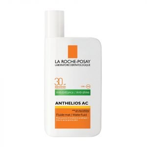 La Roche-Posay Anthelios Anti Shine Matte Fluid Spf 30 50 Ml